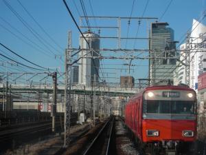 名古屋へ電車でGo