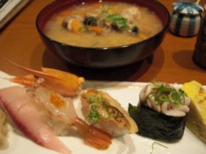 三島駅の寿司