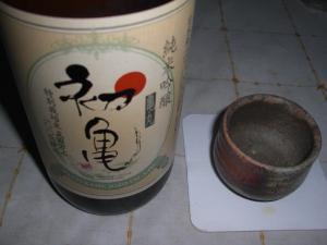初亀純米吟醸