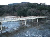 仮の宇治橋