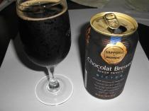 チョコレートのビール