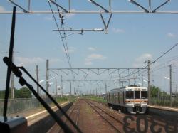 関西本線を電車でGo