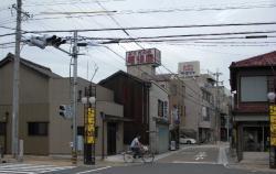旧東海道桑名近辺