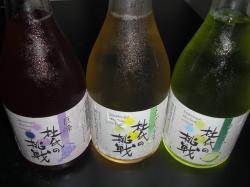 杜氏の挑戦ワイン