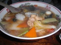 海鮮五目麺