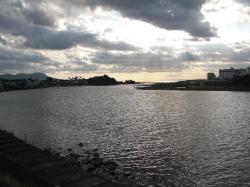 狩野川河口