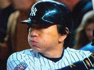松井秀喜選手
