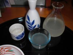 三重錦純米生うすにごり