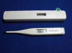 体温計です