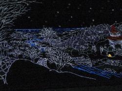 09名古屋イルミネーション冬1