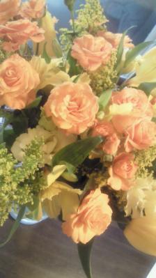 紀尾井 お花