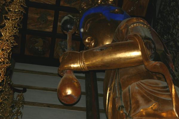 赤田の大仏