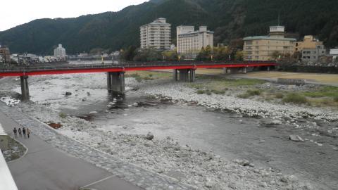 飛騨川(益田川)