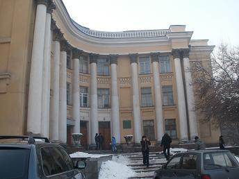 民族病院眼科建物