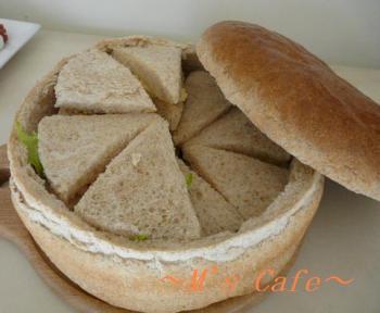 サンドイッチバスケット