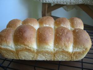 ちぎりパン(コーングリッツ)