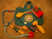 おもちゃ(病院セット)