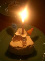Birthday1ケーキ