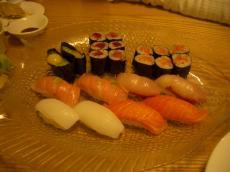 寿司バンザイ