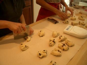 パン作りの会1