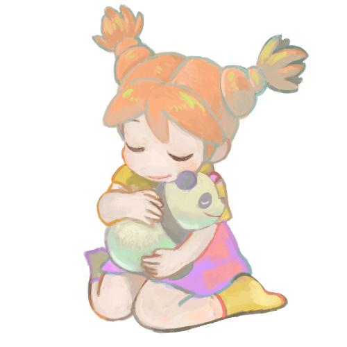 ミミちゃんとパンちゃん