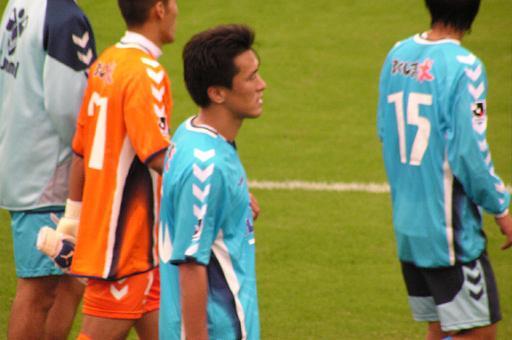 山口素弘(横浜FC)