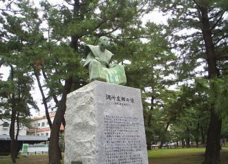 調所広郷像 1 (92%)