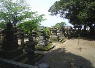 01今和泉島津家墓地(30%)