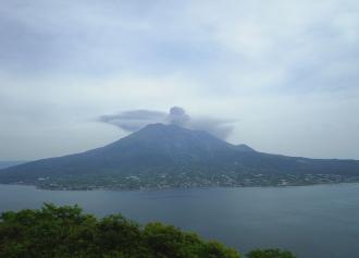 ☆桜島2度目の噴火(30%)