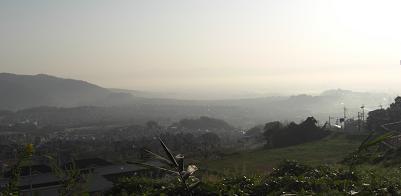 奈良盆地081018