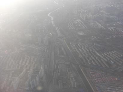 中国・北京上空1128