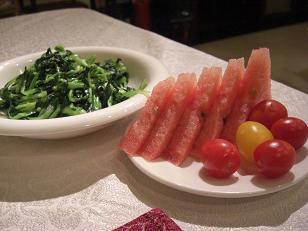 北京ダック料理d