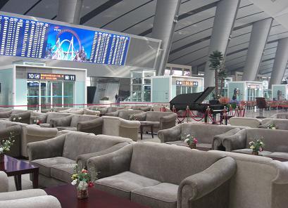 北京南駅1130
