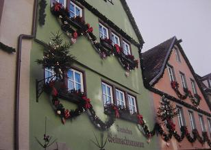 ドイツの街並200812