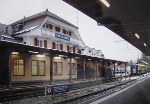 インターラーケンオスト駅200812