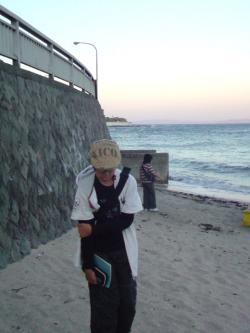 横須賀の海2