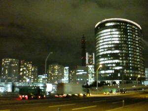 夜の横浜2