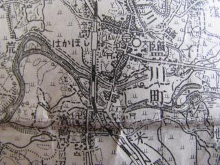 100年前の塩川