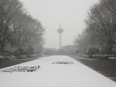 雪あそび~