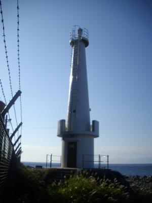大瀬崎の灯台
