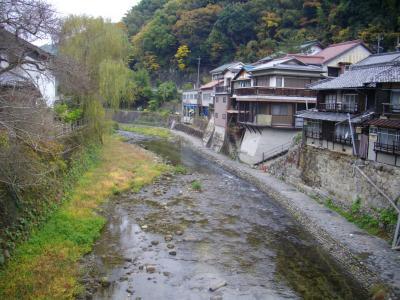 川と町の調和