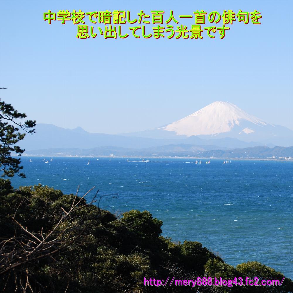江ノ島田子のうらゆうちいでてみればしろたえの