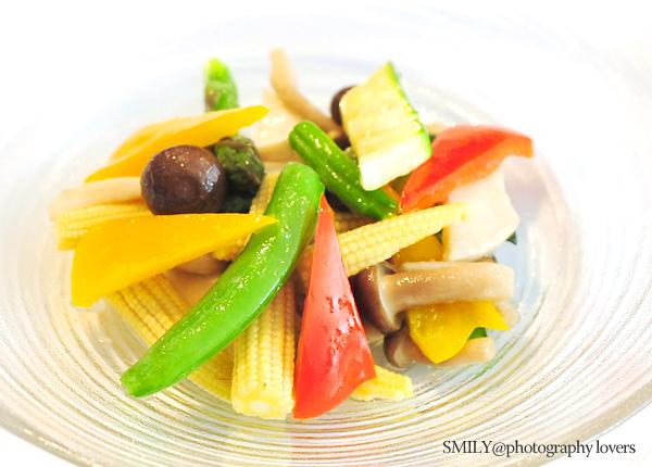 彩り野菜炒め