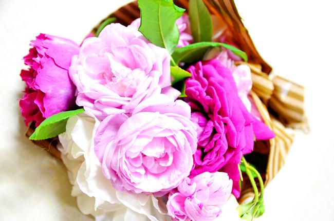 おたんじょうび お花