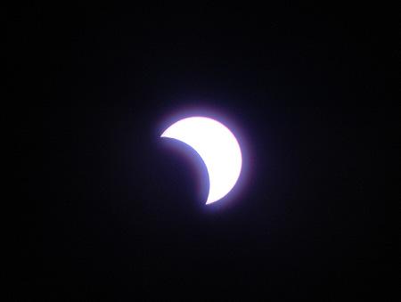 2009年7月22日日食2