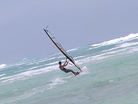 2009年8月5日今日のマイクロビーチ