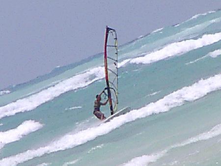 2009年8月5日今日のマイクロビーチ3