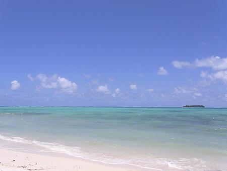 2009年8月12日今日のマイクロビーチ