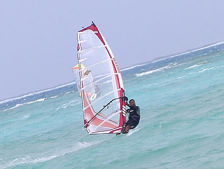 2009年1月4日今日のマイクロビーチ3
