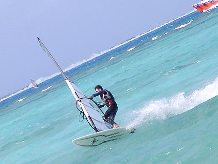 2009年1月6日今日のマイクロビーチ4